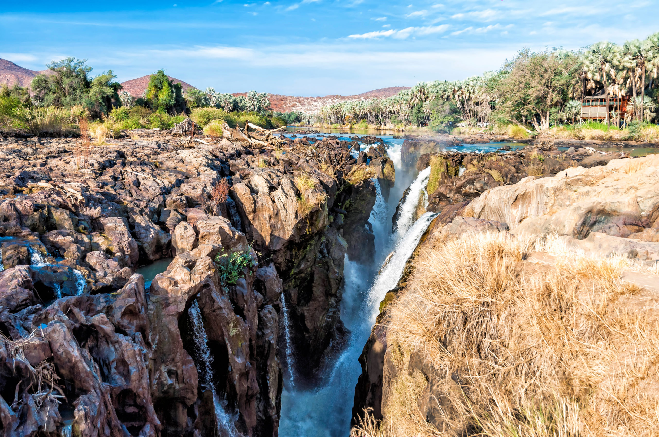 Epupa Falls | Attraction in Namibia | Destination Namibia
