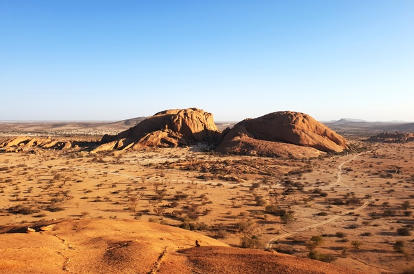 Spitzkoppe | Attractions in Namibia | Destination Namibia