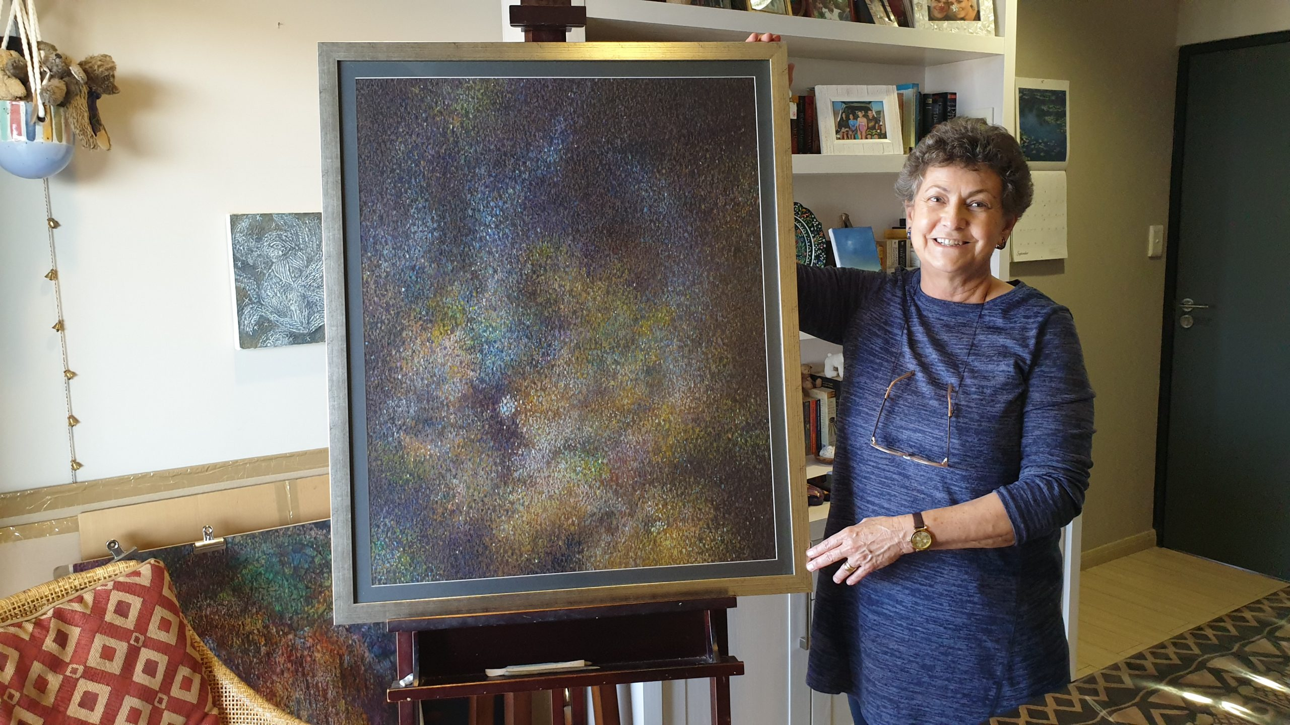 Margie Nienaber | Here Above Beyond | Art Exhibition in Windhoek, Namibia | 24th of October until the 7th of November 2020