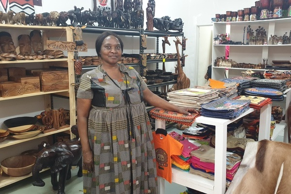 Ethnic Africa Crafts   African Craft Sales in Windhoek Namibia   Destination Namibia