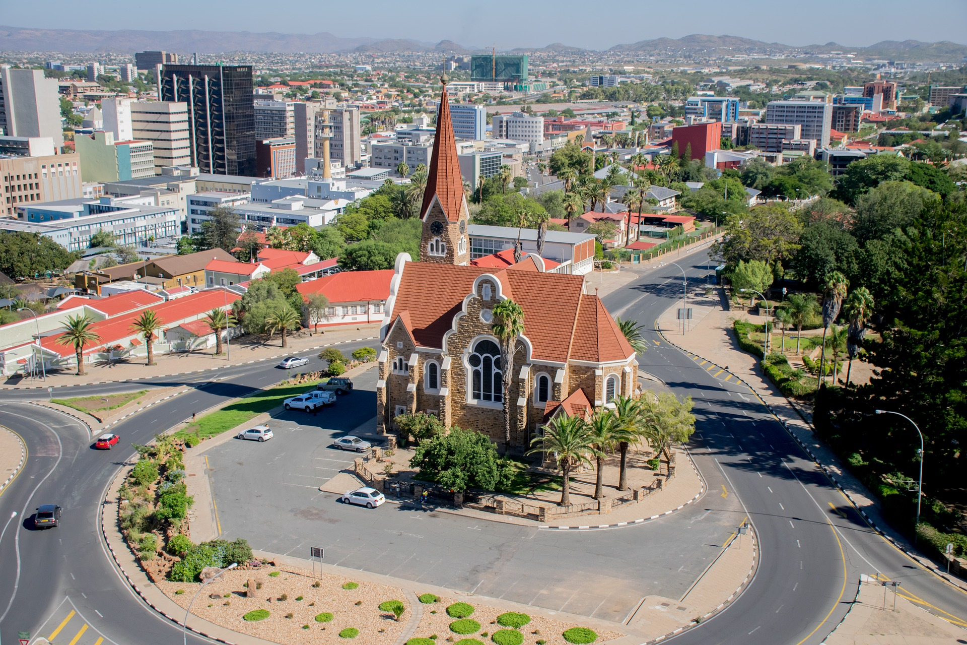 Best Things To Do In Windhoek | Destination Namibia