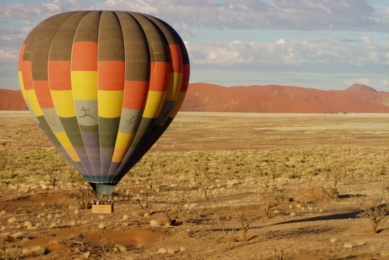 Hot Air Ballooning In Namibia | Things To Do And Activities In Namibia | Destination Namibia