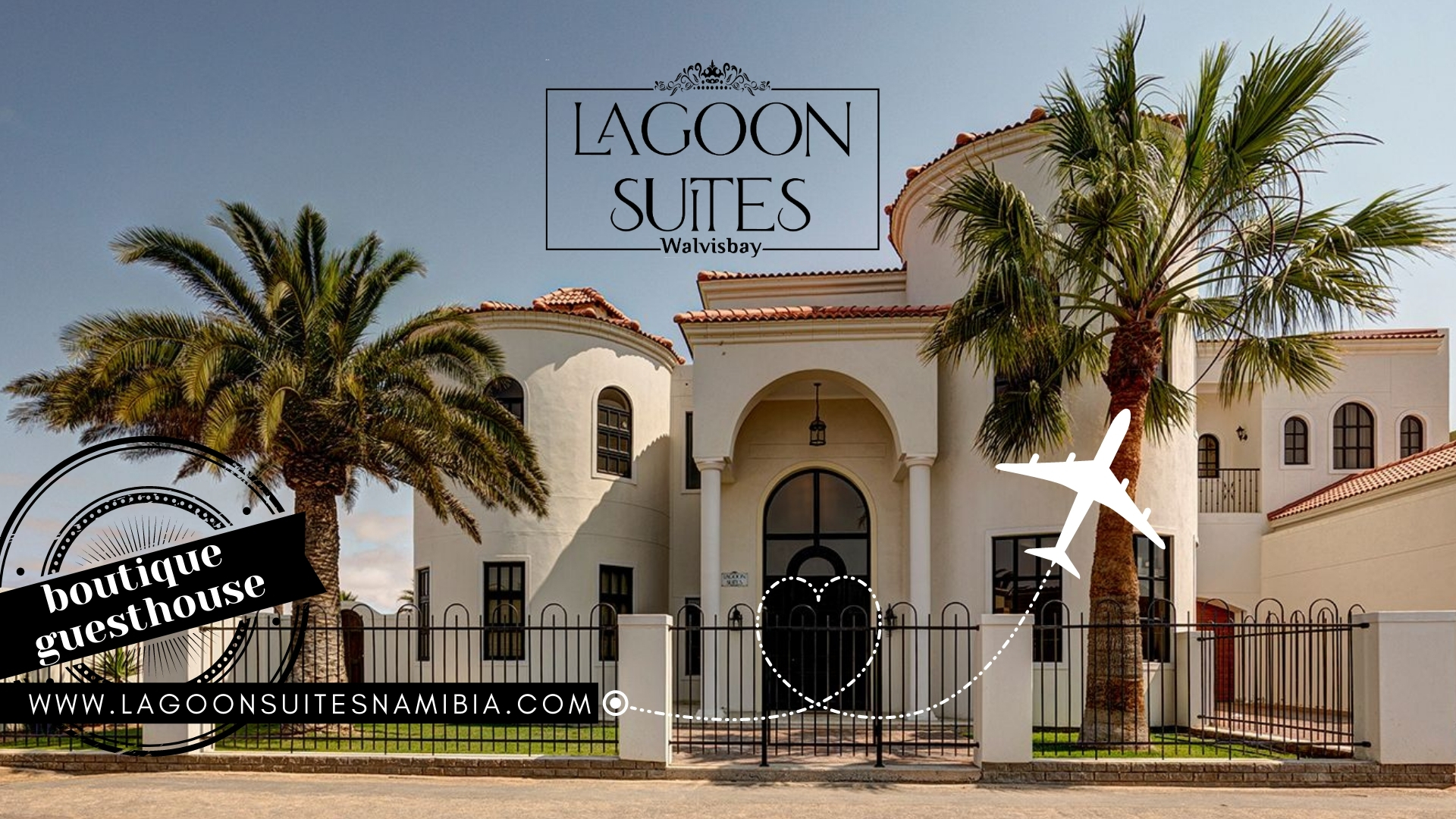 Lagoon Suites Walvis Bay | Overnight Accommodation In Walvis Bay Namibia | Destination Namibia